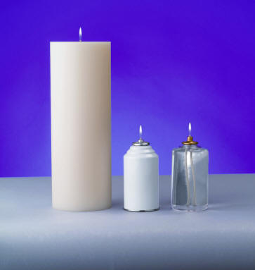 4 1/2'' Oil Candle