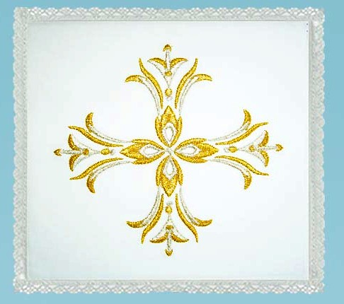 Embroiderd Pall