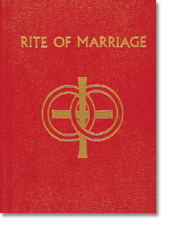 Marriage Ritual Large Type