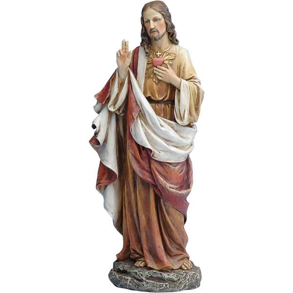 6.25'' Sacred Heart of Jesus