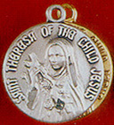 St. Theresa Medal