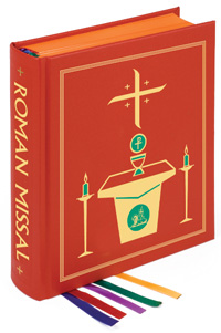 ROMAN MISSAL, THIRD EDITION (Chapel Clothbound Edition)