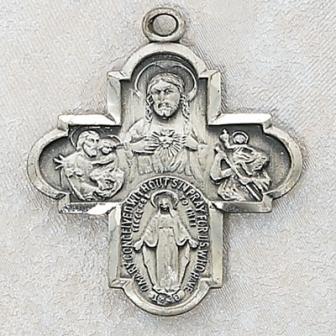 4 Way Medal