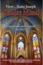 2014 Sunday Missal USA edition