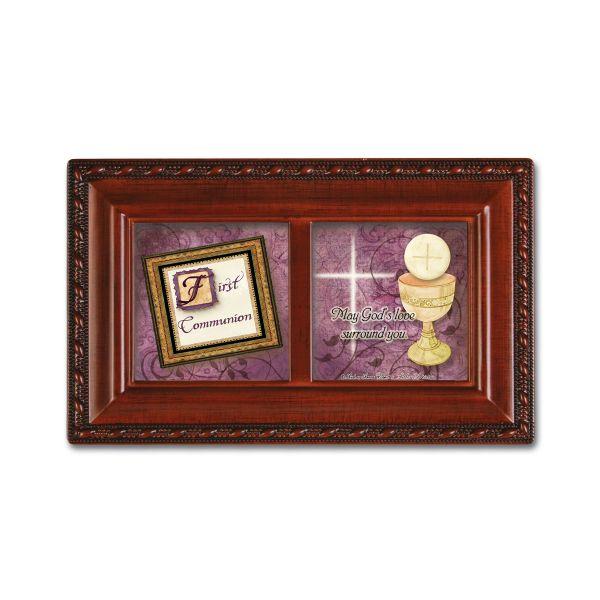 First Communion Music box