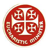 Eucharistic Minister Pin