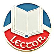 Lector Pin