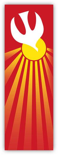 Holy Spirt Banner