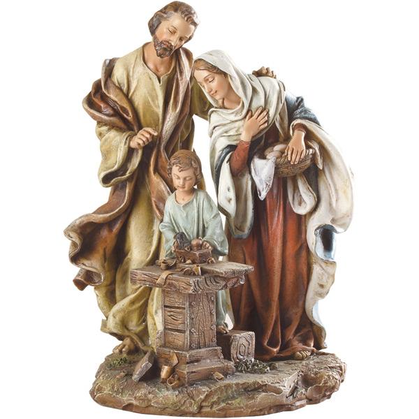9.5'' Holy Family