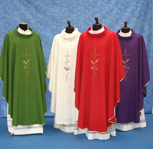 Solivari Chasuble