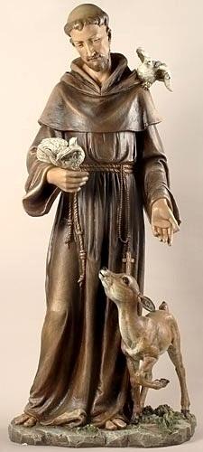 36'' St. Francis