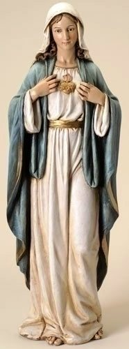 37'' Immaculate Heart of Mary