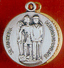 St. Michael - Police Medal