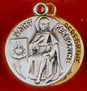 St. Peregrine Medals