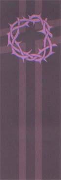 Inside Banner - Lent, Thorn Crown