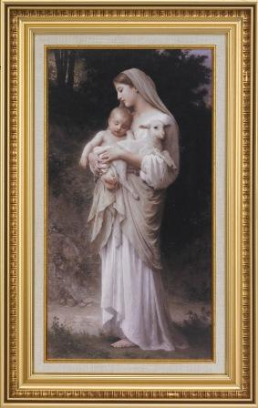 The Innocence Framed Picture