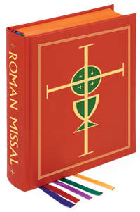 ROMAN MISSAL, THIRD EDITION (Altar Clothbound Edition)