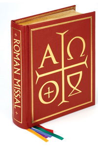 ROMAN MISSAL, THIRD EDITION (Deluxe Genuine Leather Edition)