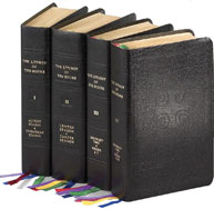 Liturgy Of The Hours Leather