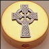 Celtic Cross Pyx