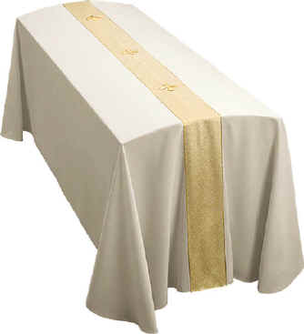 Vermont Church Supply :: Vestments :: Funeral Pall