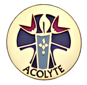 Acolyte Pin