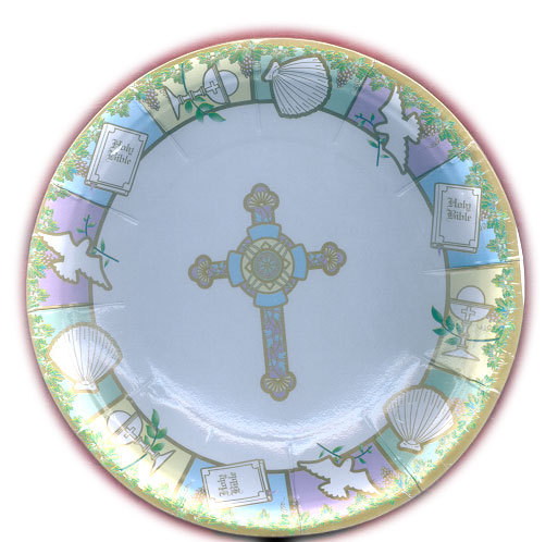 7 inch paper plates
